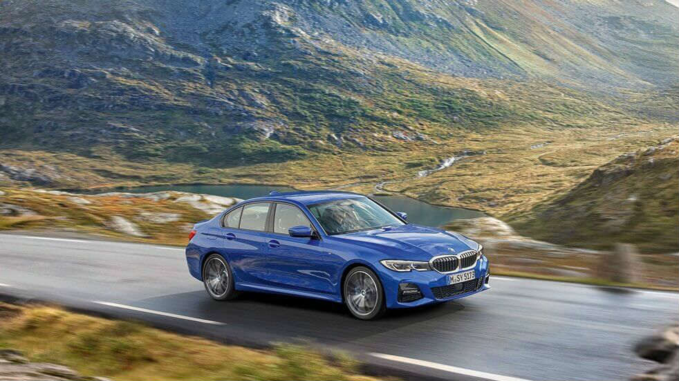 Car reviews spring: BMW 3-series